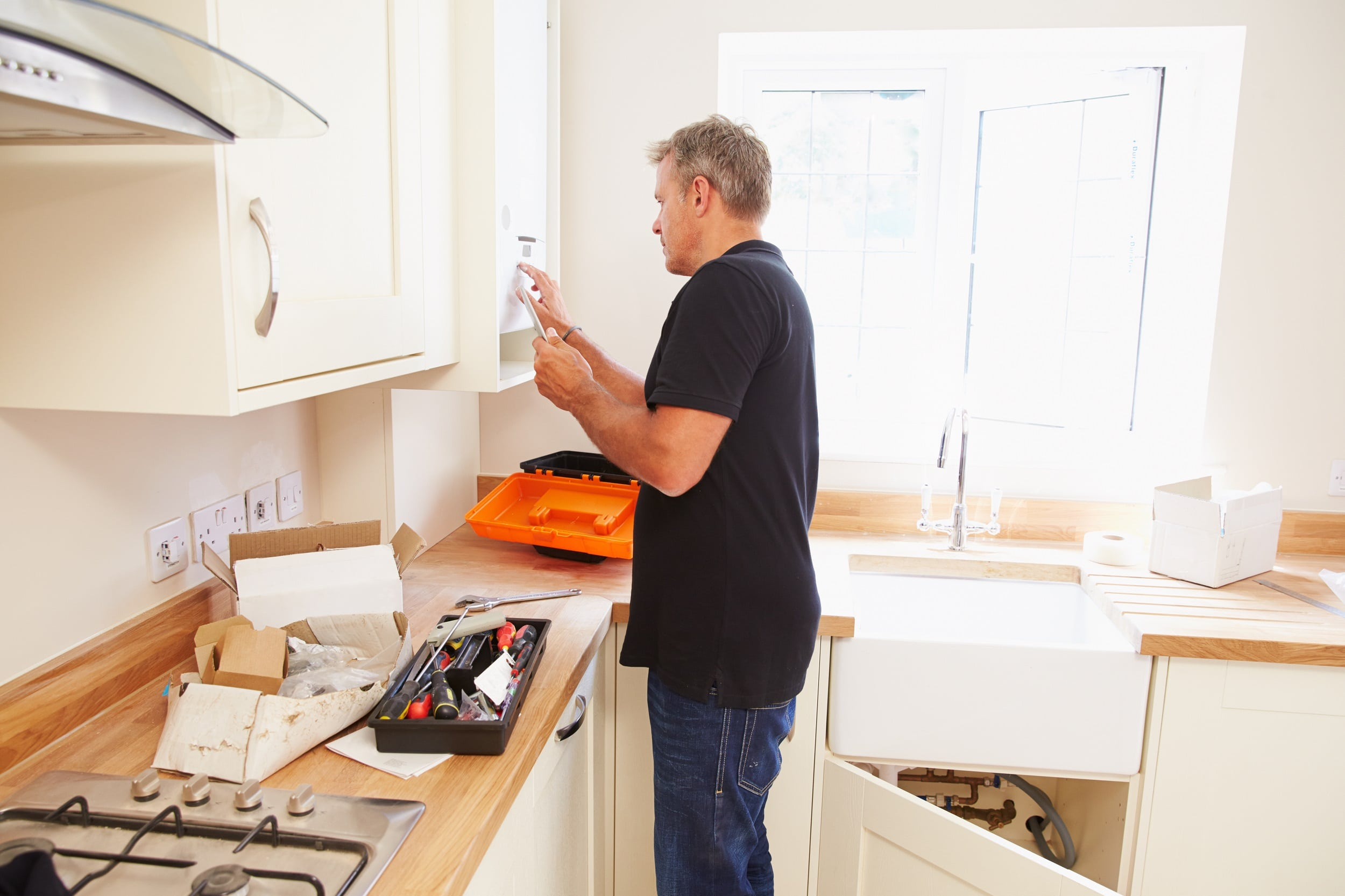 How To Remove Kitchen Cabinets Kitchen Click Direct